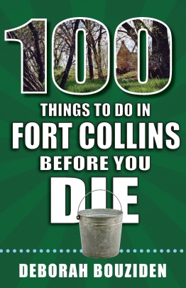 100 Things Fort Collins cover